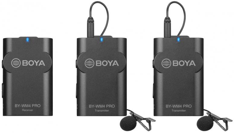 Boya BY-WM4 PRO K2 Kit
