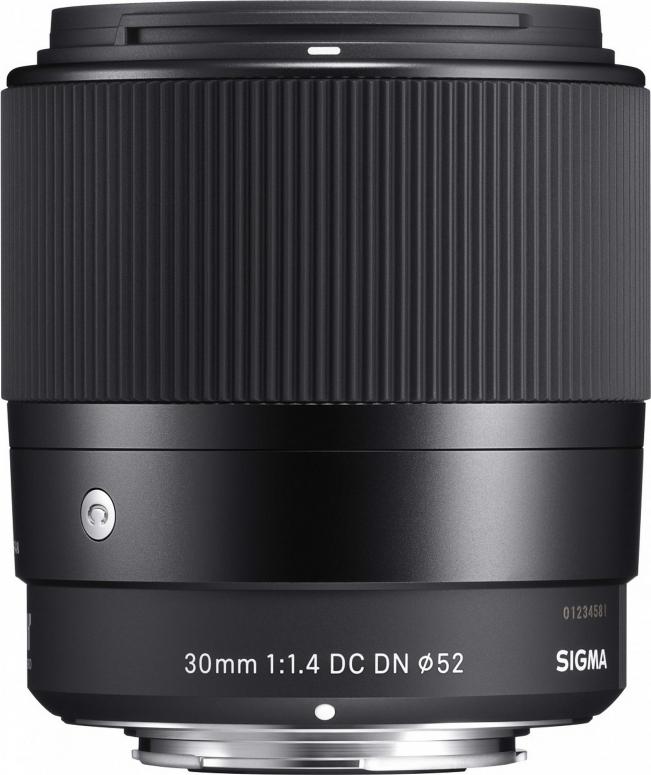 Sigma 30mm f1,4 DC DN Canon EF-M