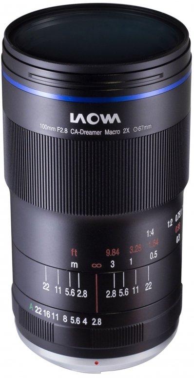 LAOWA 100mm f/2,8 2:1 UltraMacro APO für Pentax K