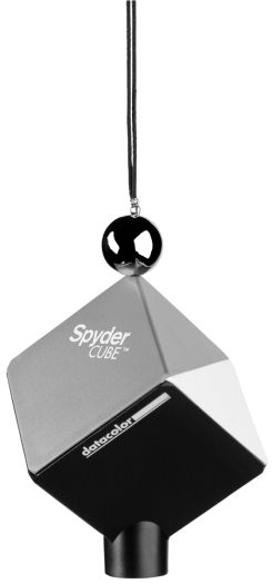 DataColor SpyderCube / 4 cm großer Würfel, S3C01dRVP