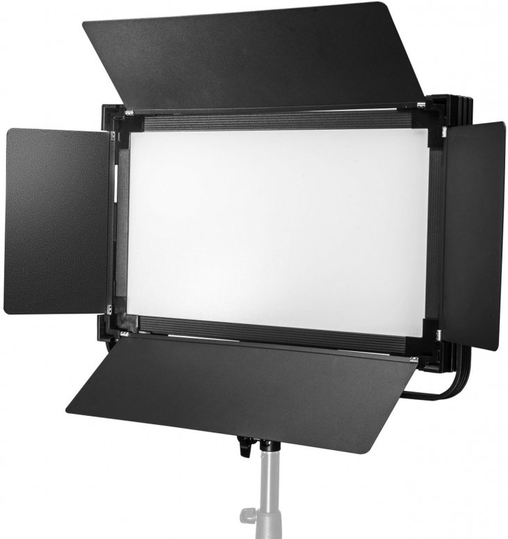 Walimex pro Soft LED Brightlight 1400 Bi Color Square 21419