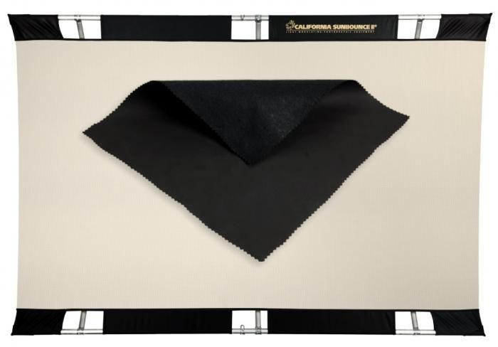Sunbounce PRO Bespannung Black-Hole Schwarz