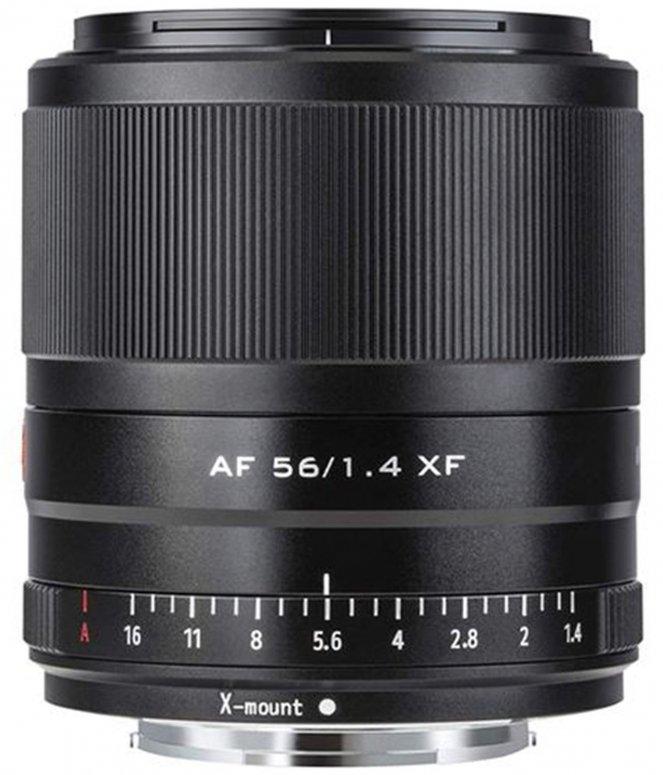 Viltrox FX 56mm f1,4 AF Fuji X-Mount