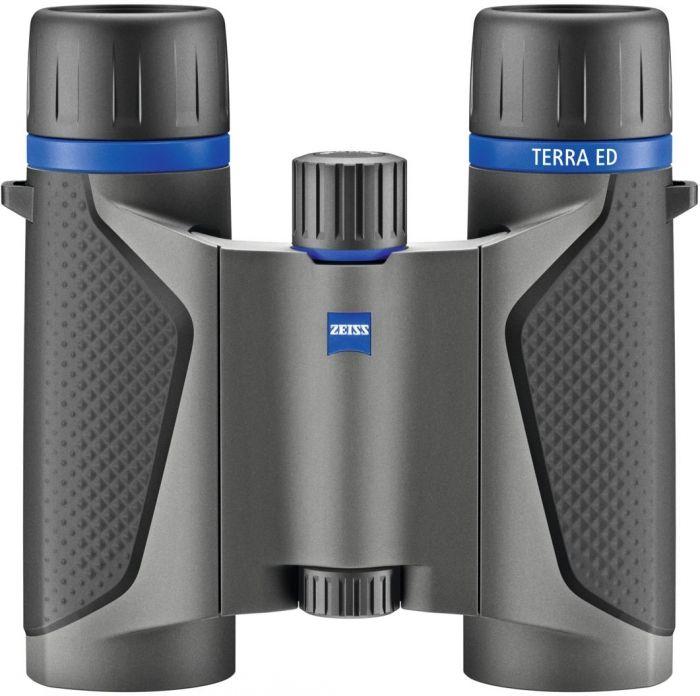 ZEISS Terra ED Pocket 8x25 schwarz/grau