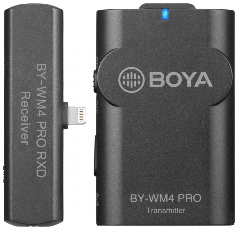 Boya BY-WM4 PRO K3 Kit für iPhone