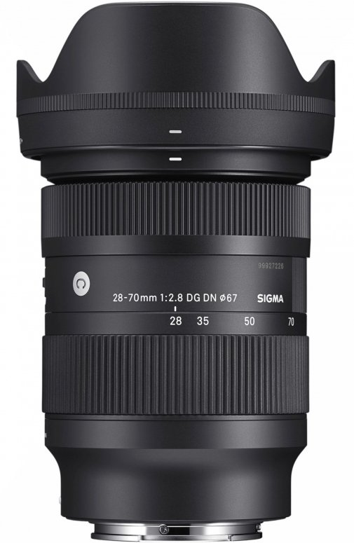 Sigma 28-70mm f2,8 DG DN (C) für Sony-E