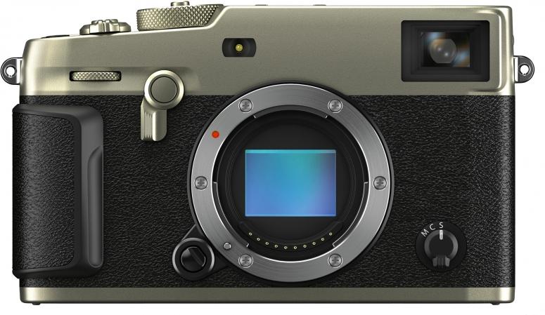 Fujifilm X-Pro3 Gehäuse DURA silber