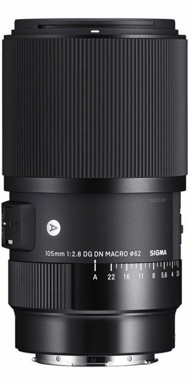 Sigma 105mm f2,8 DG DN Macro (A) für Sony-E