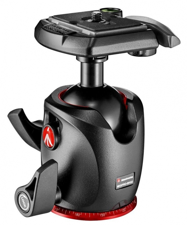 Manfrotto MHXPRO-BHQ2 XPRO Kugelkopf mit 200PL