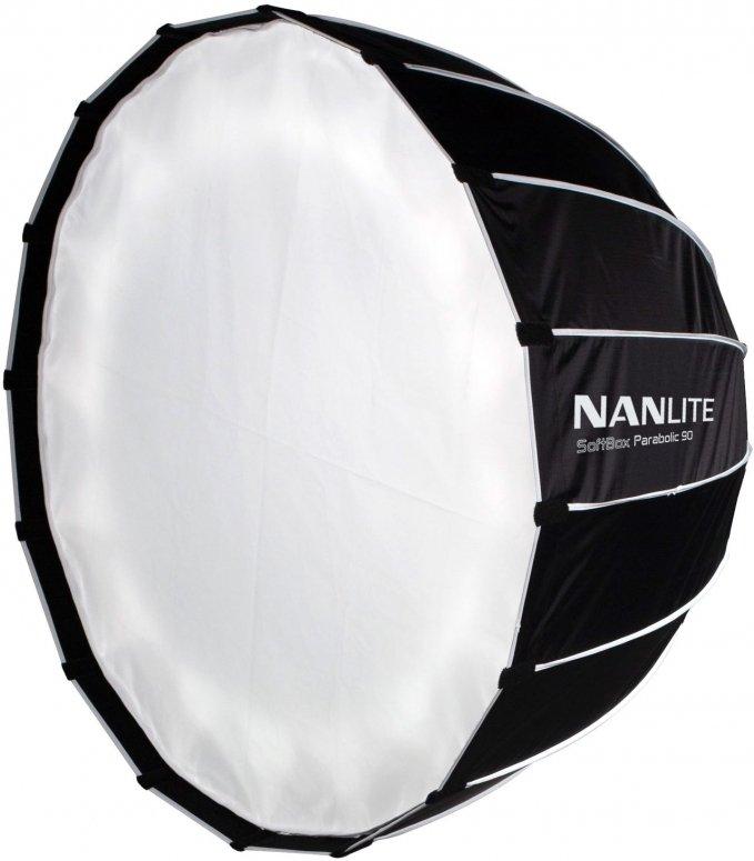 NANLITE Easyup Parabol Softbox SBPR90Q 90cm
