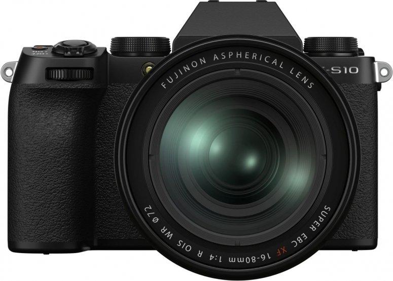 Fujifilm X-S10 + XF 16-80mm f4 Kit