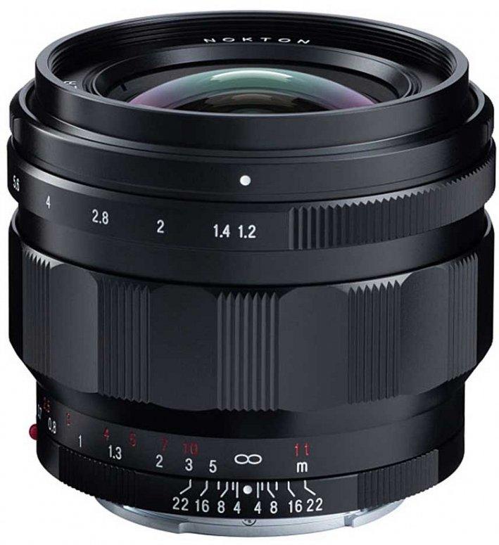 Voigtländer Nokton 50mm f1,2 asphärisch Sony E