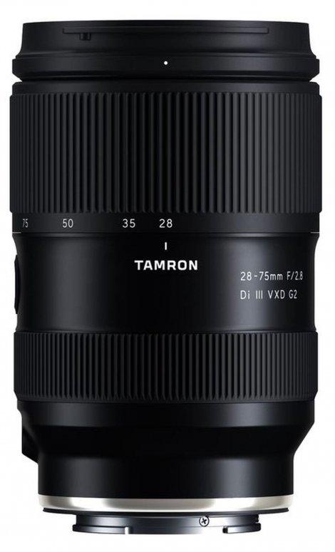 Tamron 28-75mm f2,8 Di III VXD G2 Sony E-Mount