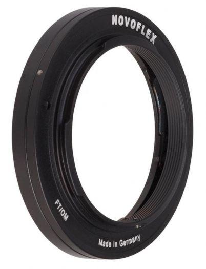 Technische Daten  Novoflex Adapter Olympus OM an FourThirds/Olympus E/Leica digilux