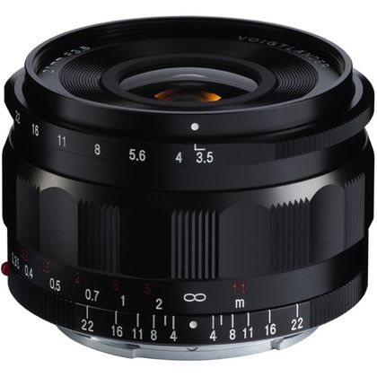 Voigtländer Color-Skopar 21 mm F3,5 Asphärisch schwarz Sony E-Mount