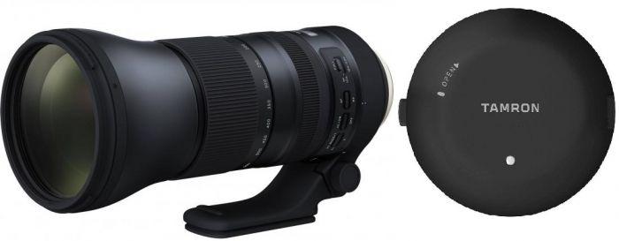 Tamron SP 150-600mm f5-6,3 Di VC USD G2 Canon + TAP-in-Konsole
