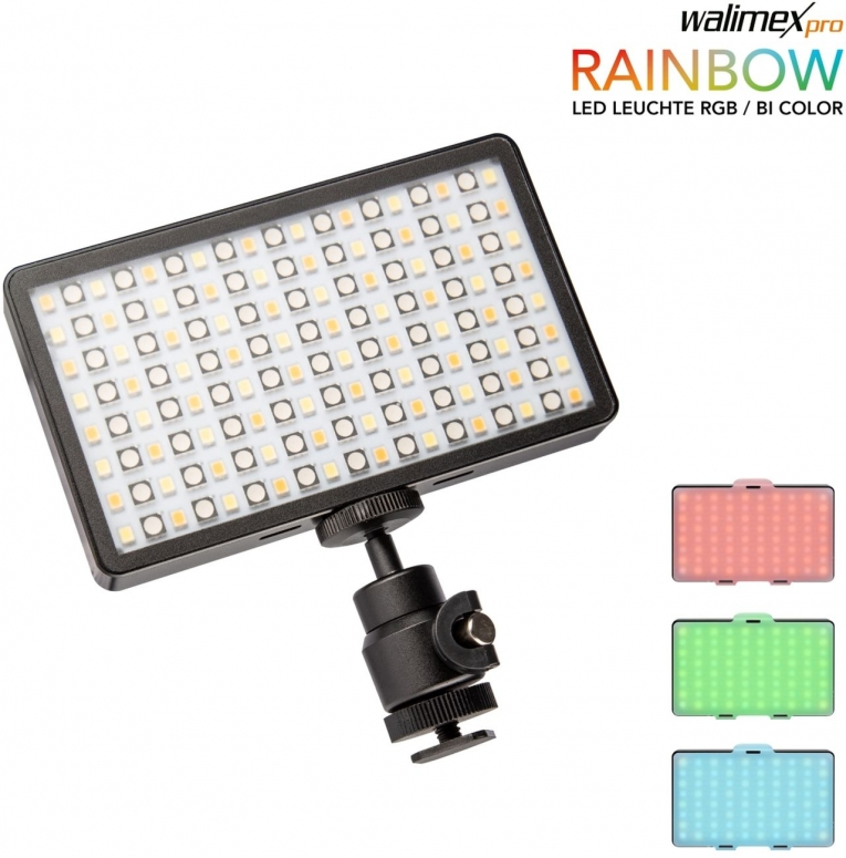 Walimex pro Rainbow Pocket LED-RGB