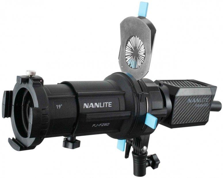 NANLITE Projektionsvorsatz PJ-FZ60-19 für Forza 60