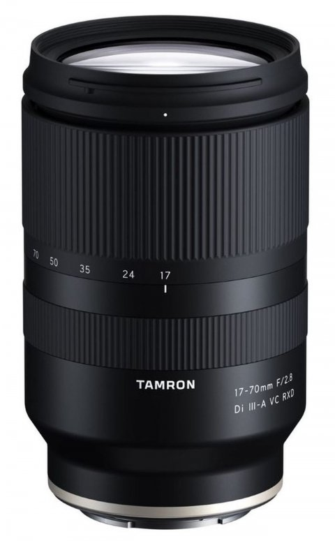 Tamron 17-70mm f2,8 Di III-A VC RXD Sony E