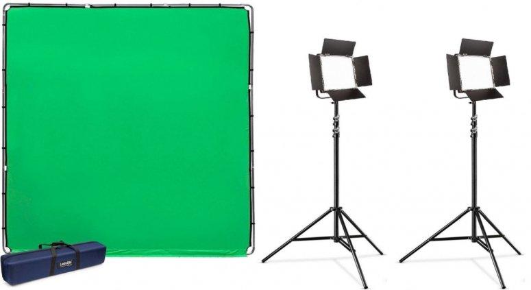 Lastolite Walimex LED Profi Studio Set