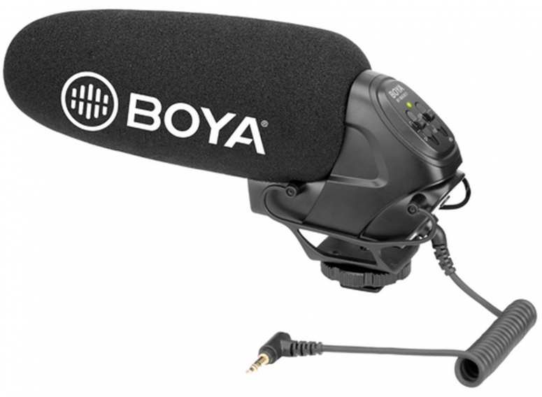 BOYA BY-BM3031 Aufsteckmikrofon