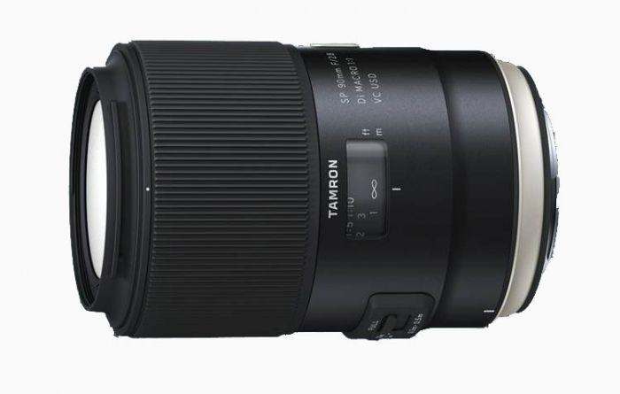 Tamron SP 90 mm 1:2,8 VC USD Macro Nikon