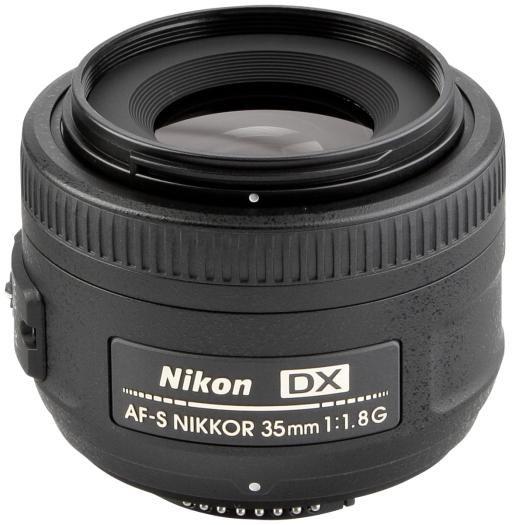 Nikon AF-S Nikkor 35mm 1:1,8 G DX