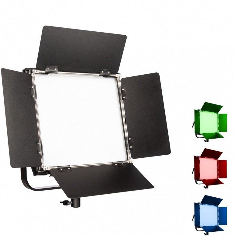 Walimex pro Rainbow LED-RGB Rechteck-Leuchte 100W