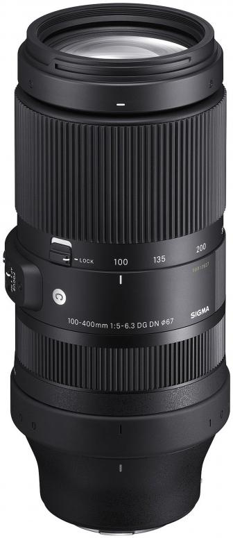 Sigma 100-400mm f5-6,3 DG DN OS (C) Sony-E
