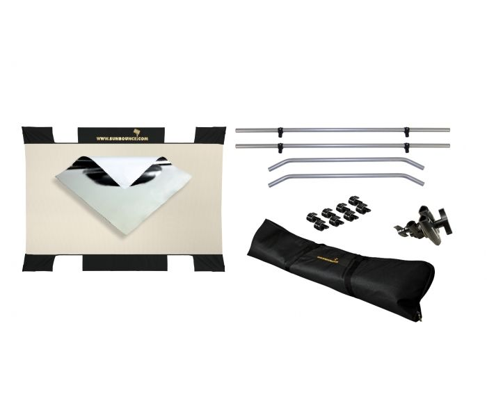 Sunbounce Mini Silber Super Starter-Sparpaket