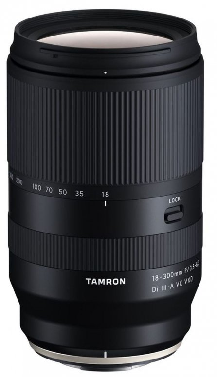Tamron 18-300mm f3,5-6,3 Di III-A VC VXD Fuji X-Mount