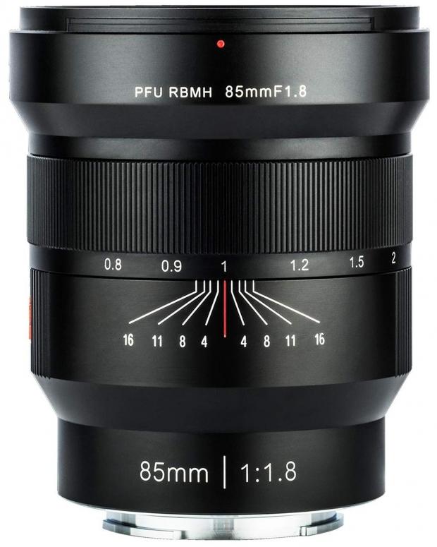 Viltrox FE 85mm f1,8 MF Sony E-Mount