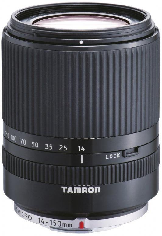 Tamron 14-150mm 1:3,5-5,8 Di III schwarz Micro Four Third AF