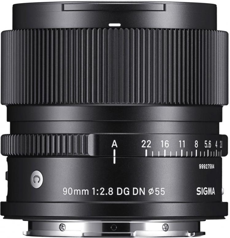 Sigma 90mm f2,8 DG DN (C) Sony-E