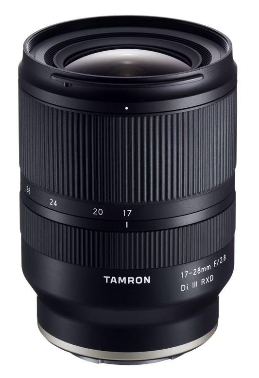Tamron 17-28mm f2,8 Di III RXD Sony E-Mount