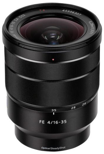 Sony SEL ZEISS Vario-Tessar T 16-35mm 1:4 FE ZA OSS
