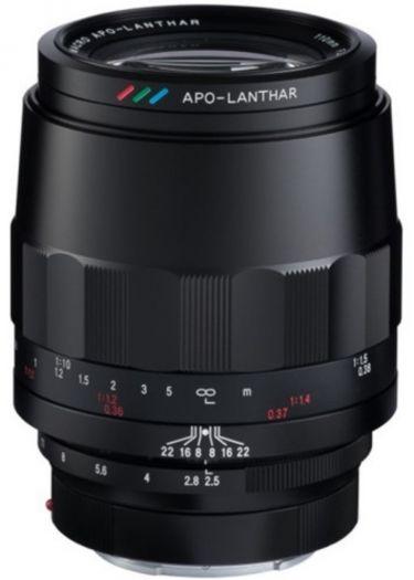 Voigtländer Macro APO-Lanthar 110mm f2,5 Sony E