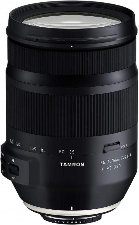 Tamron 35-150mm f2,8-4 Di VC OSD Nikon