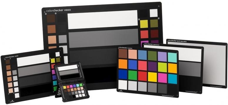Calibrite ColorChecker Video XL mit Hülle