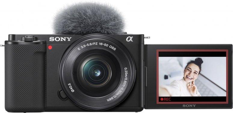 Sony Alpha ZV-E10 + 16-50mm