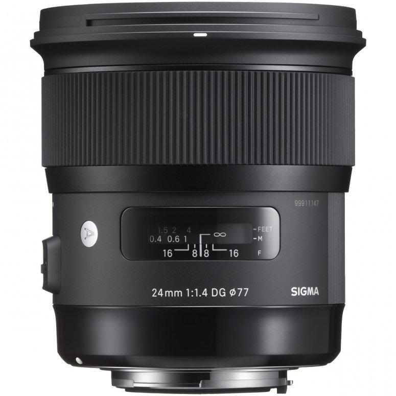 Sigma 24mm 1:1,4 DG HSM Canon