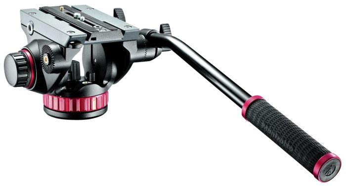 Manfrotto MVH502AH Pro Fluid Video-Neiger