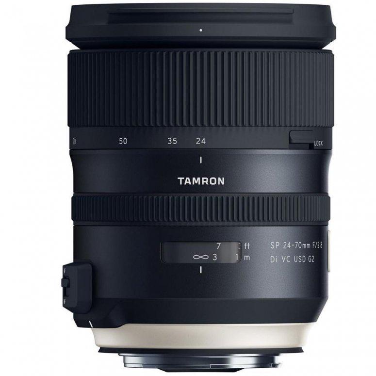 Tamron SP 24-70mm f2,8 Di VC USD G2 Canon