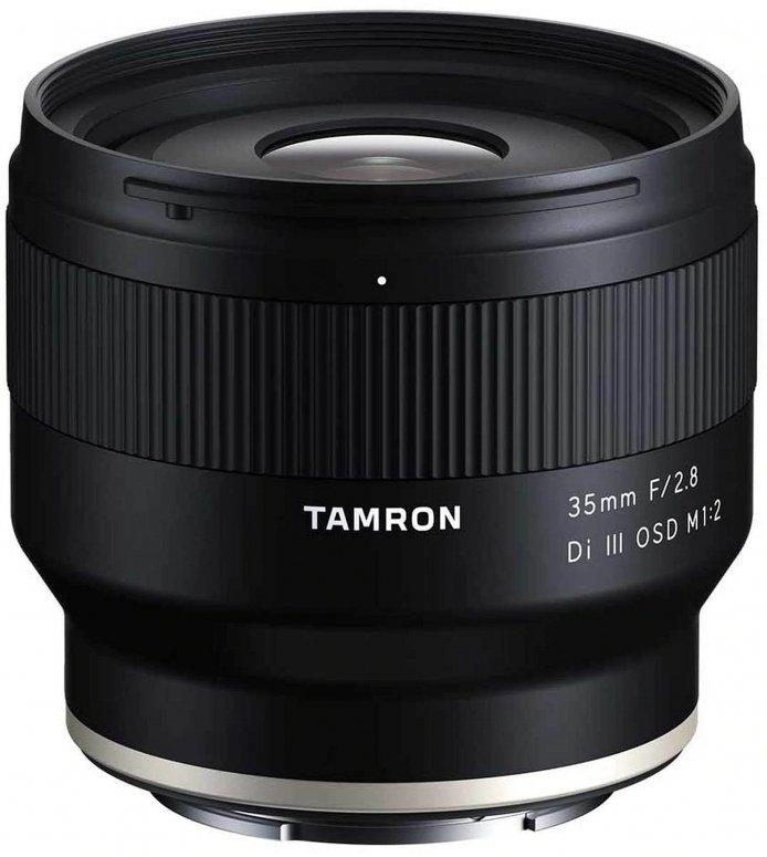 Tamron 35mm f2,8 Di III OSD 1:2 Macro Sony E-Mount
