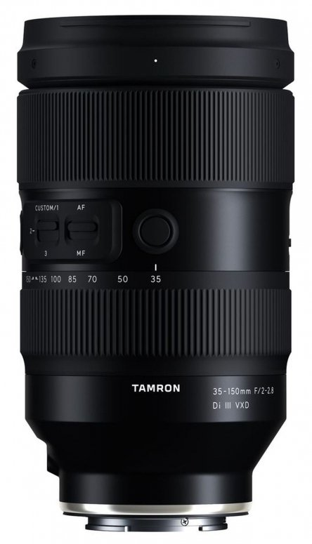 Tamron 35-150mm f2-2,8 Di III VXD Sony E-Mount