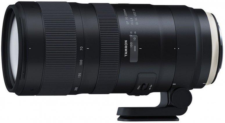 Tamron SP 70-200mm f2,8 DI VC USD G2 Nikon