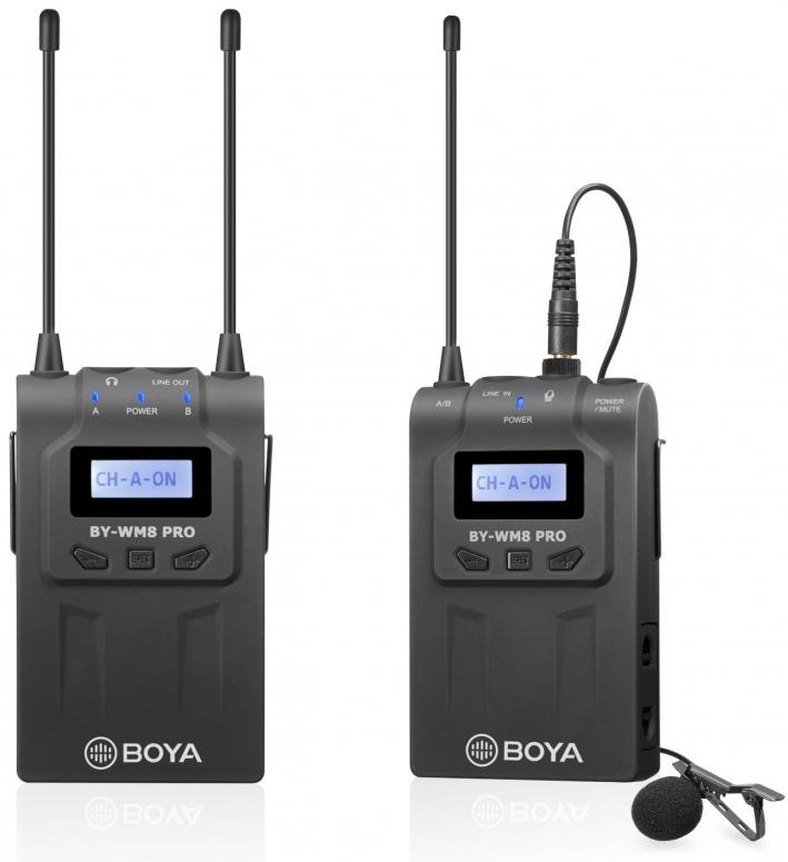 Boya BY-WM8 PRO K2 Kit