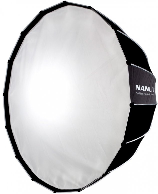 NANLITE Easyup Parabol Softbox SBPR120Q 120cm
