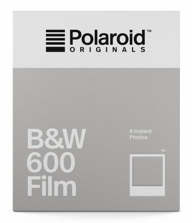 Polaroid B&W Film für 600
