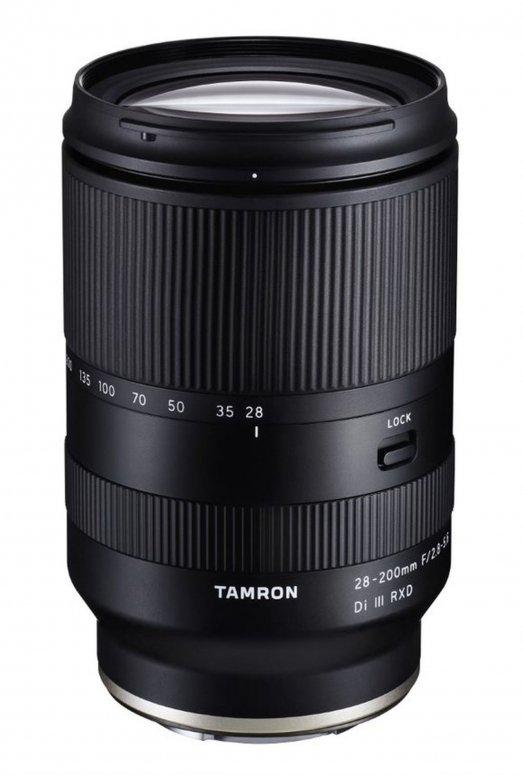 Tamron 28-200mm f2,8-5,6 Di III RXD Sony E-Mount